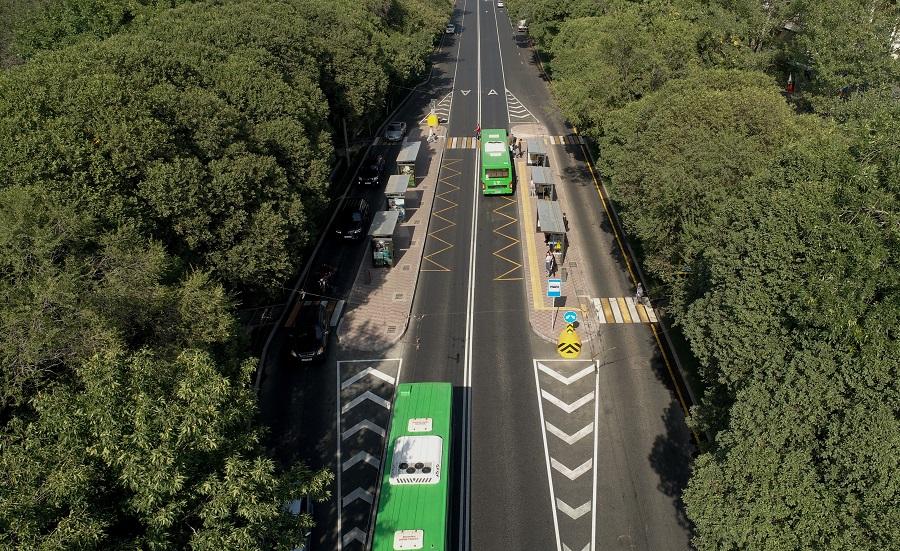 Строительство третьей линии BRT в Алматы: все больше горожан предпочитают ОТ