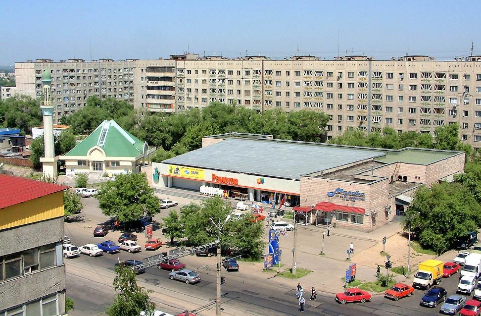 Открытый разговор с акимом: что волнует жителей Алмалинского района