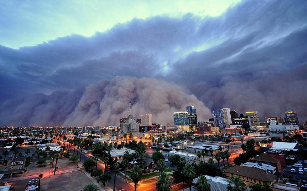 Аномалии погоды в Казахстане и мире 23 мая 2019 г