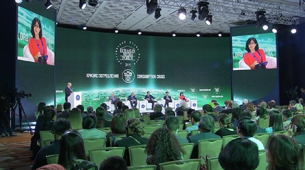 16-й Евразийский Медиа форум в Алматы: что обсуждали эксперты