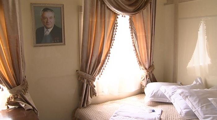 Алматыдан Түркістанға жұма күні барып, жексенбі қайтатын туристік қонақүй-пойыз жолға шықты