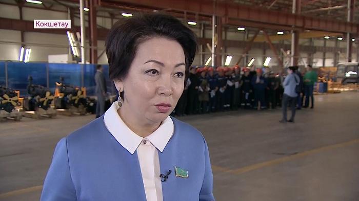 Ввести налоговые льготы для казахстанских машиностроителей предлагает Дания Еспаева