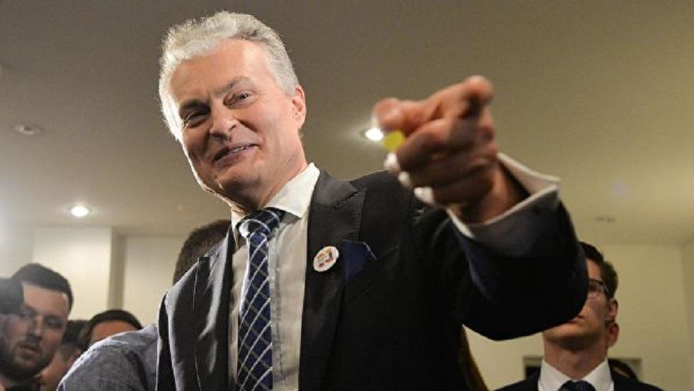 В Литве избрали нового президента