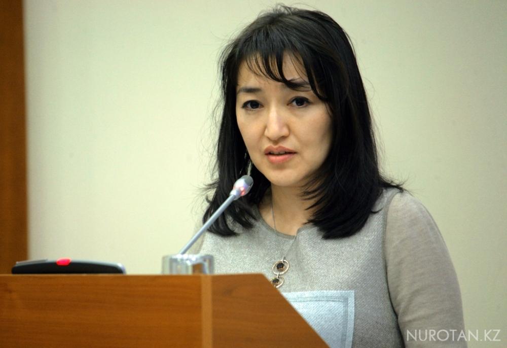 Асель Жунусова покинула должность замакима Алматы