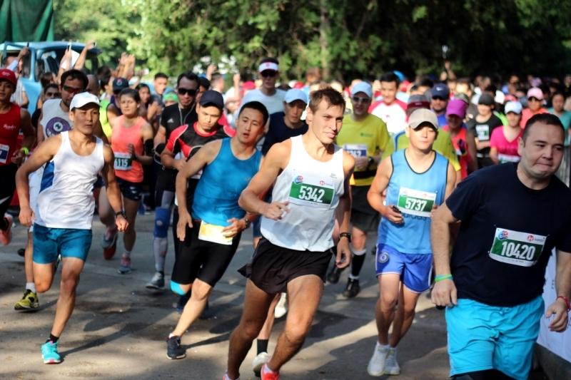 В Алматы состоится летний забег