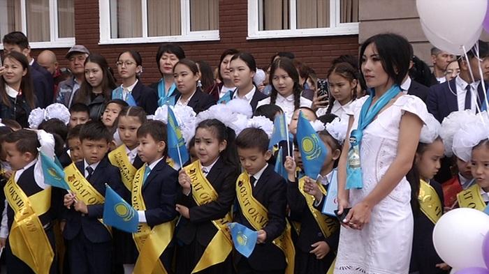 Новая школа на 600 мест откроется к сентябрю в Алатауском районе Алматы