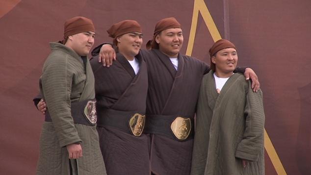 Лучший борец «Халық Барысы» выиграл 9 миллионов тенге