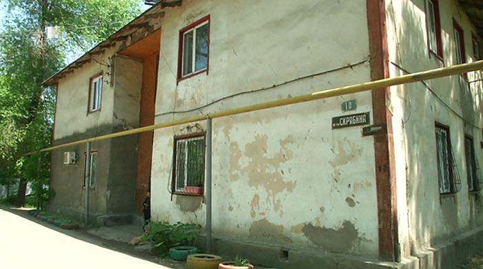 Сноса своих домов ждут жители Жетысуского района
