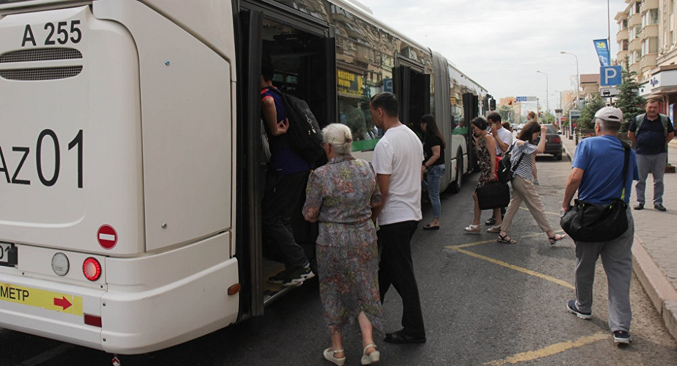 Бесплатный проезд в общественном транспорте будет в день выборов в столице