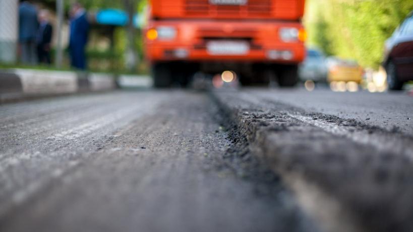 Дороги Алматы перекрывают в ночное время на ремонт