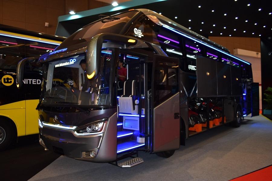 Выставка автобусной техники BUSWORLD Central Asia 2019 состоится в Алматы
