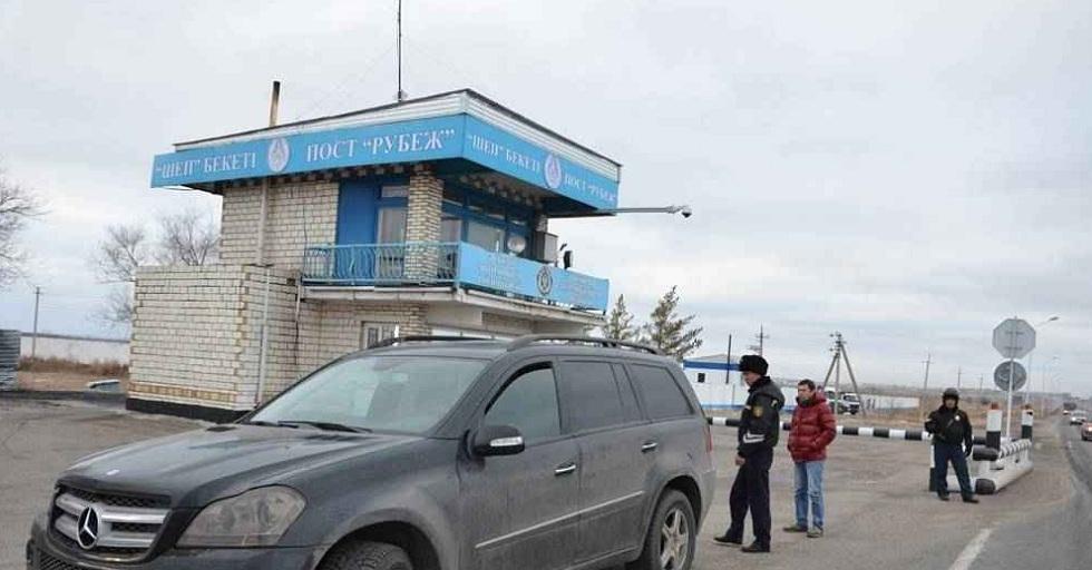 Стационарные полицейские посты на автотрассах в Казахстане закроют