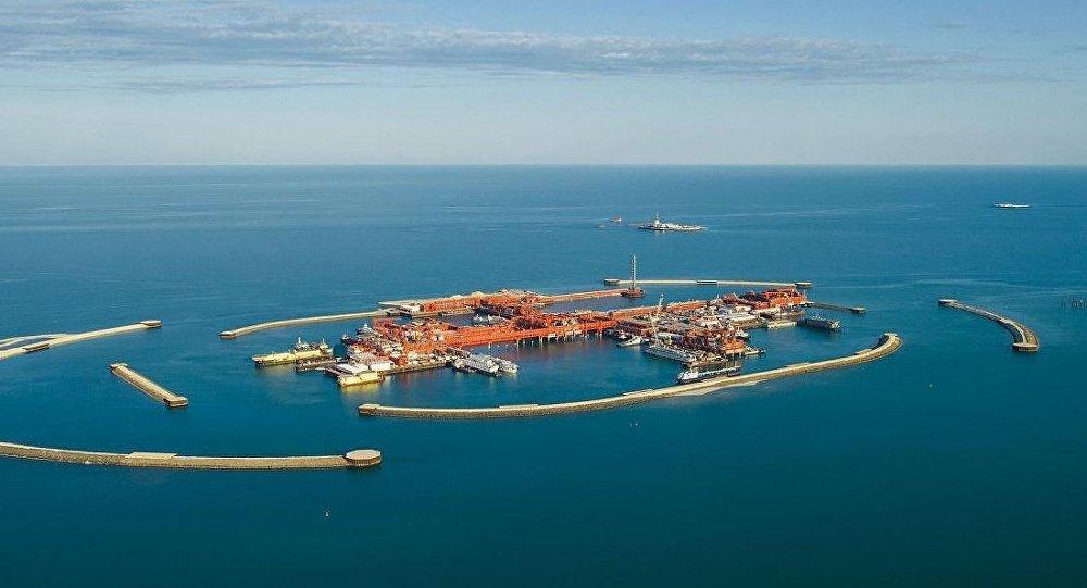 13 миллионов тонн нефти планируют добыть на Кашагане в этом году