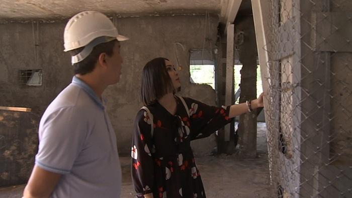 В Алматы проводят сейсмоусиление школ