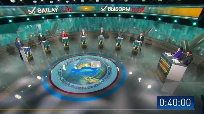 Теледебаты показали потенциал кандидатов - политолог