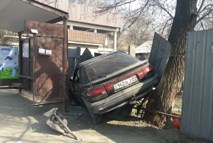 В Алматы начался суд над водителем, сбившим насмерть двух женщин на остановке