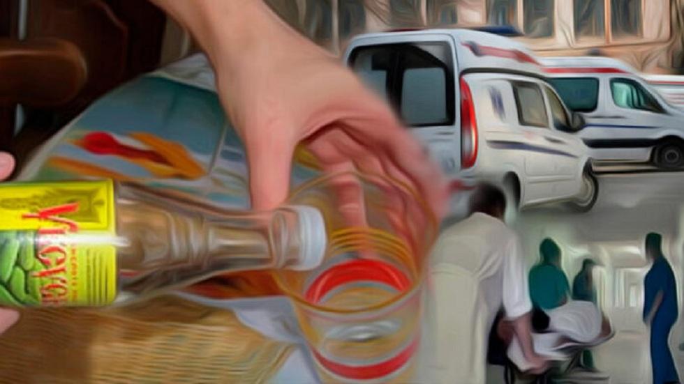 Школьники в Шымкенте отравились уксусной кислотой
