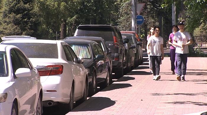 Пешеходная Байсеитовой: прогулочная зона продлится до Богенбай батыра
