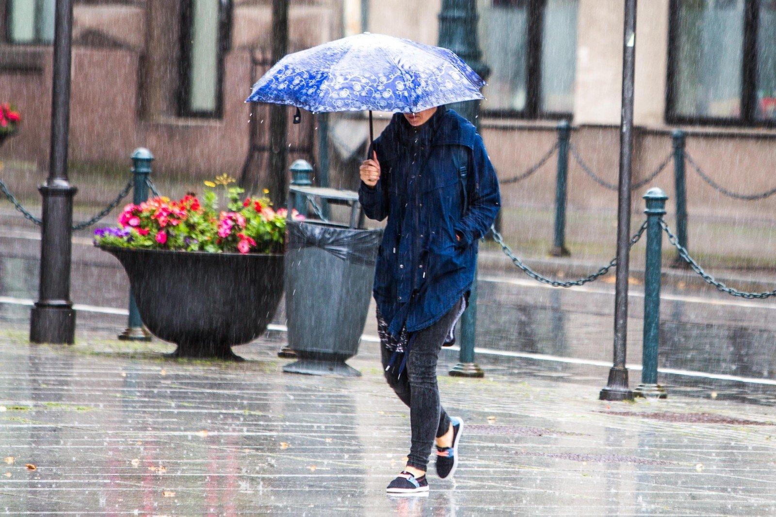 Сильные дожди, град и шквалистый ветер: погода в Казахстане на 3 июня