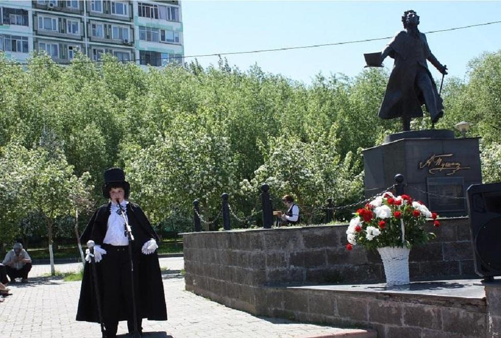 Двойники Пушкина выйдут на улицы казахстанских городов