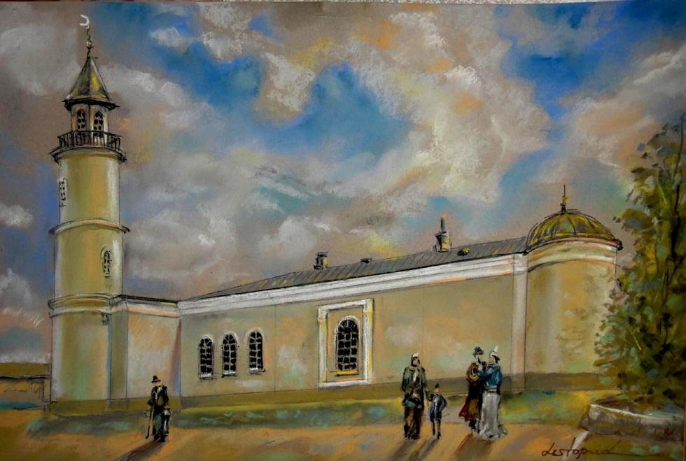 Старинную мечеть восстановят в Петропавловске