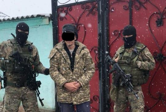 В Туркестанской области осужден приверженец салафизма за хранение наркотиков