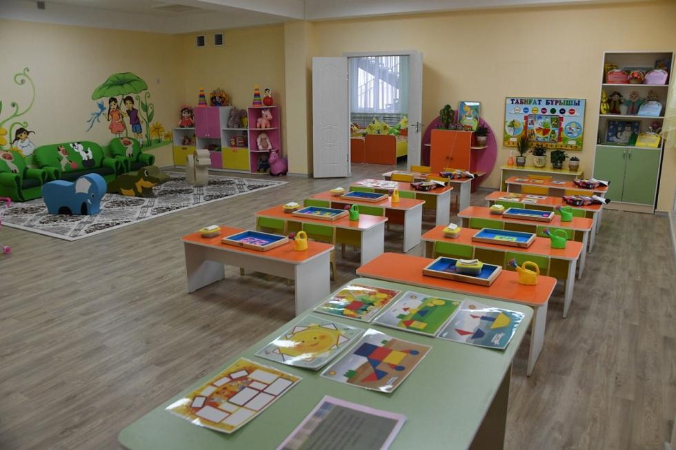 В нескольких районах Алматы откроются новые детсады