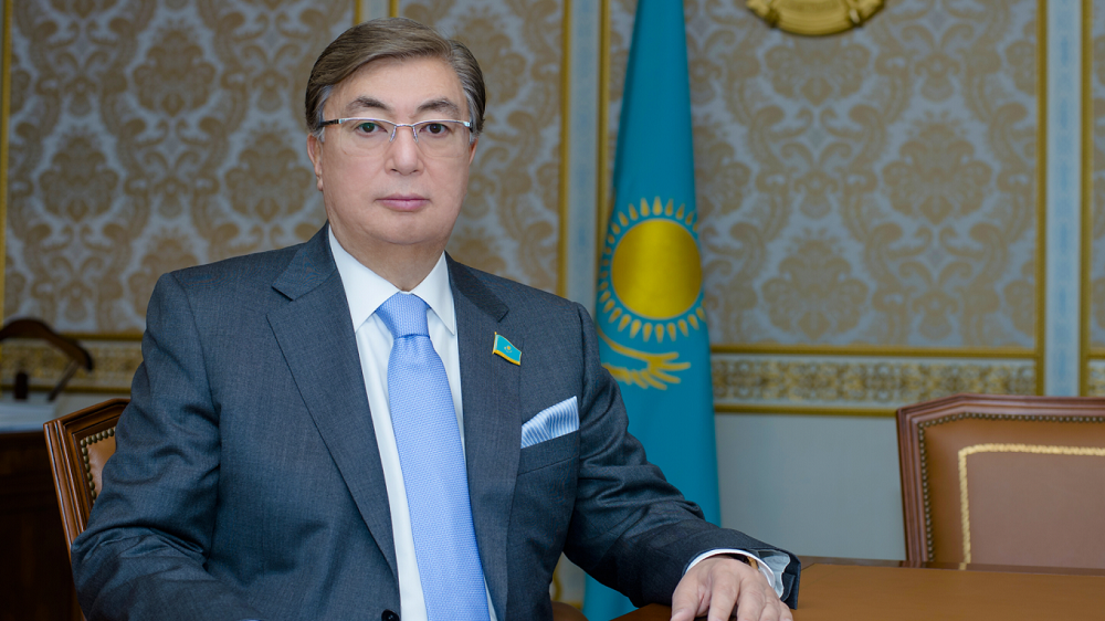 Касым-Жомарт Токаев поздравил мусульман Казахстана с праздником Ораза айт