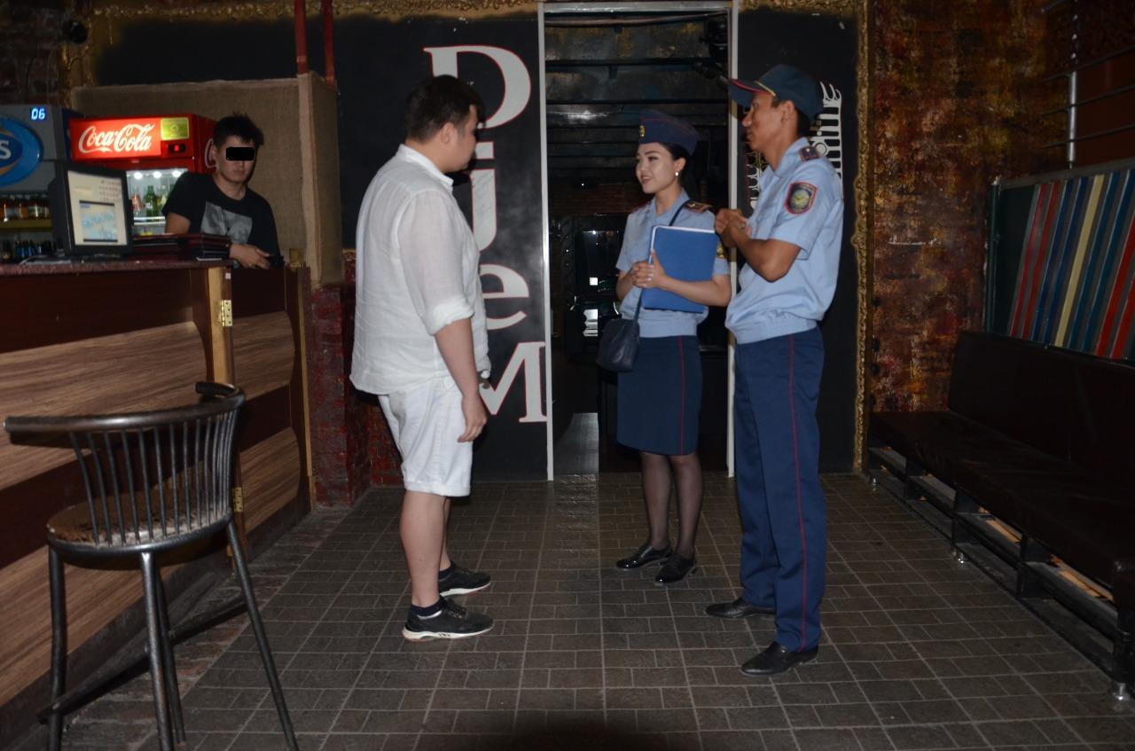 Полицейские за 5 дней в Казахстане раскрыли 1200 преступлений