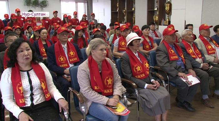 Ряды народных коммунистов пополнили активные жители столицы