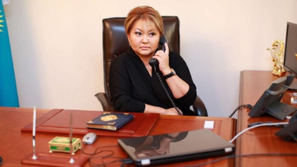 Арестована вице-министр образования РК