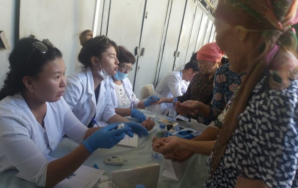 Жителям Усть-Каменогорска окажут медицинские услуги бесплатно