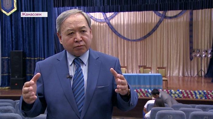 Кандидат в президенты Садыбек Тугел завершил агитационный тур по Казахстану
