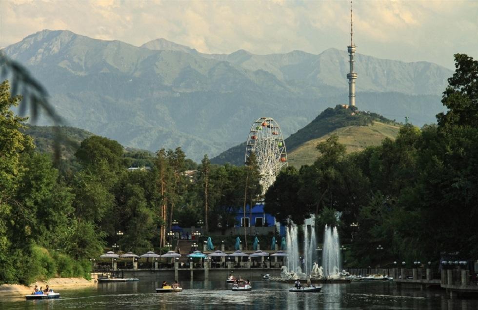 Погода в Алматы с 10 по 16 июня 2019