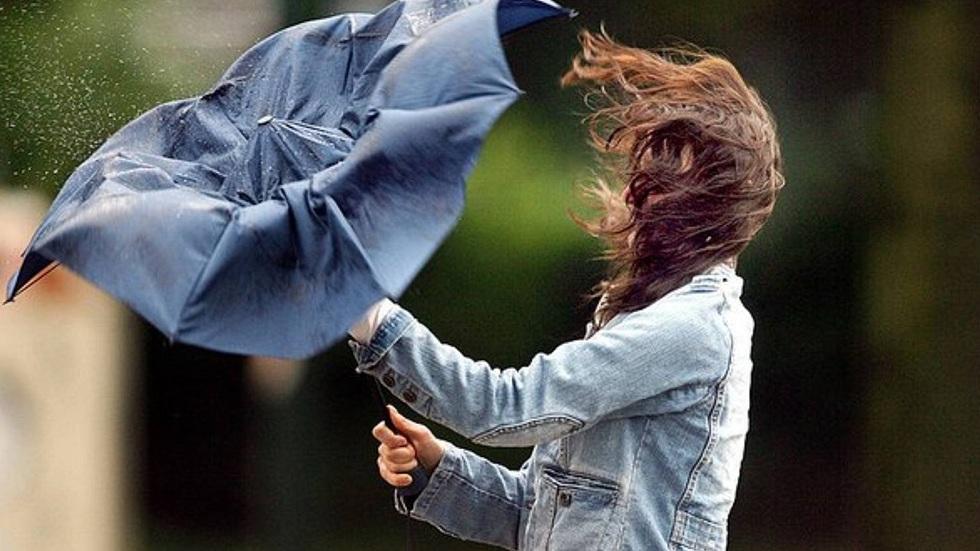 Град и шквалистый ветер: погода в Казахстане на 8 июня