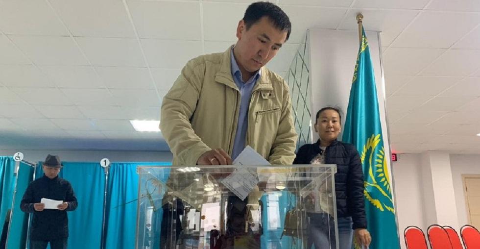 Выборы Президента РК: в Казахстане и 15 странах идет голосование
