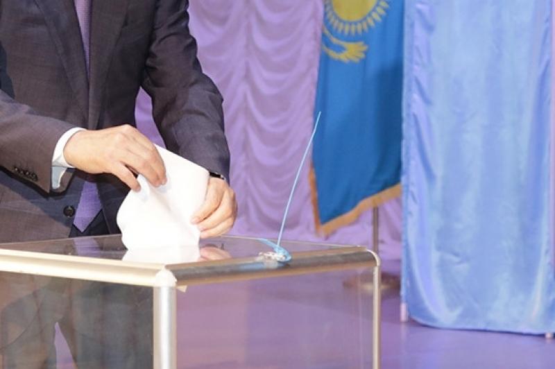 Первым  проголосовавшим на выборах казахстанцем стал студент японского вуза