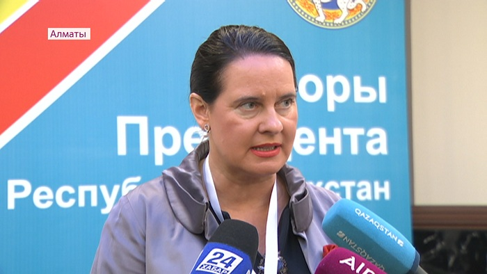 Независимый наблюдатель из Польши о ходе голосования в Алматы