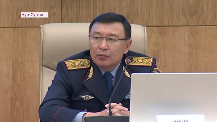 Задержания митингующих в Алматы и Нур-Султане прокомментировали в МВД