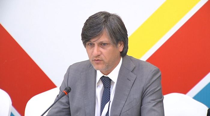 Консультант Департамента по правам человека ознакомился с ходом голосования в Алматы