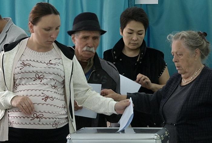 Семейное голосование - главная особенность нынешних выборов - Жаксибаева