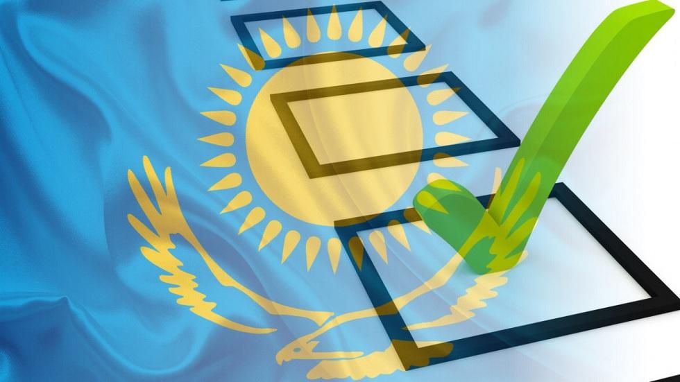 Выборы 2019: явка избирателей в Казахстане на 20:00 составила 77%