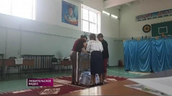 Очередное провокационное видео с избирательного участка – комментарий главы пункта в Алматы