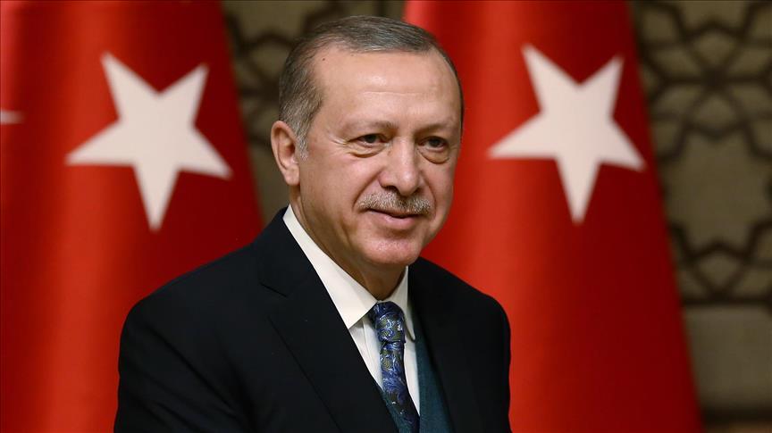 Эрдоган поздравил Касым-Жомарта Токаева с победой