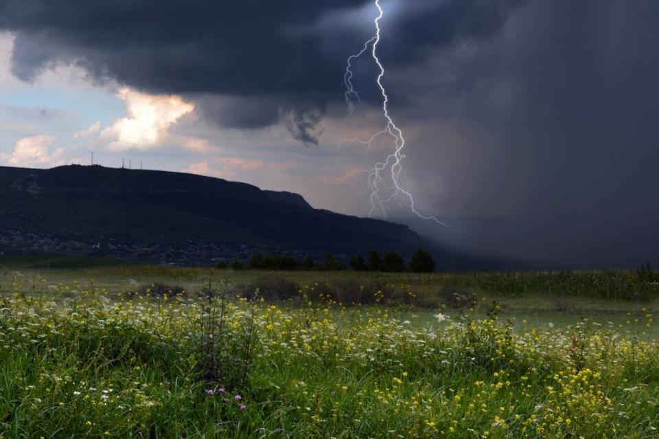 Дожди и грозы: погода в Казахстане на 11 июня