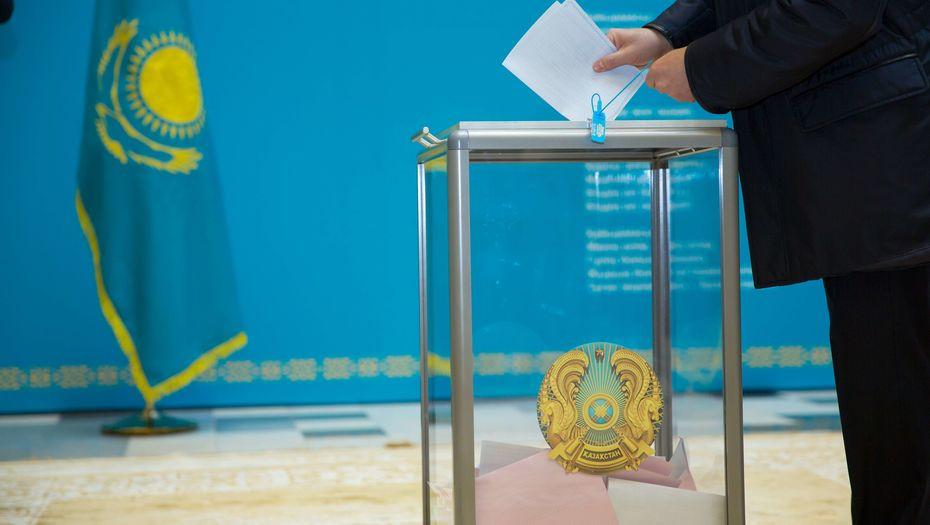 Казахстанцы в Стамбуле проголосовали на выборах президента РК