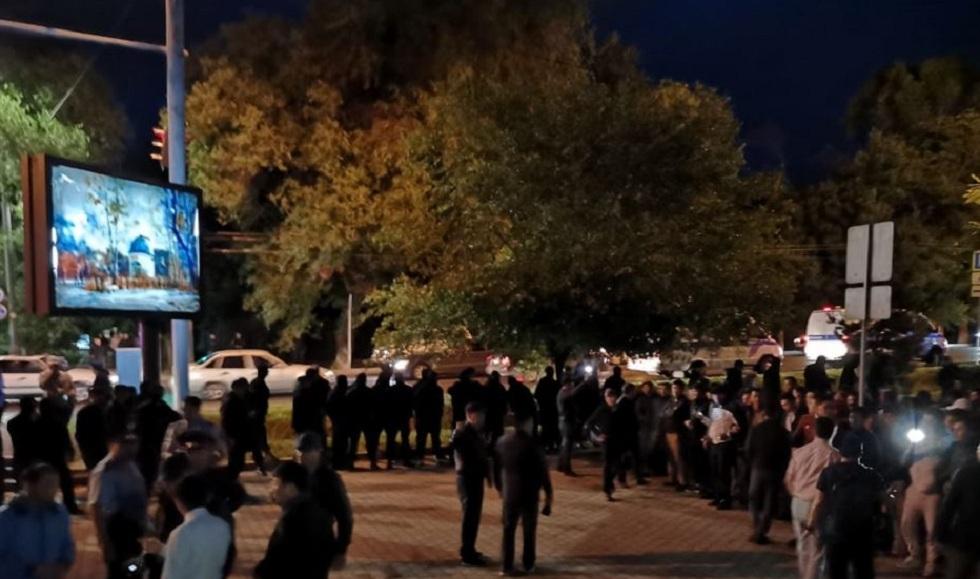 Во время митингов были задержаны 4 тысячи человек - МВД