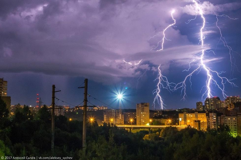 Дожди, грозы и туманы: погода в Казахстане на 12 июня
