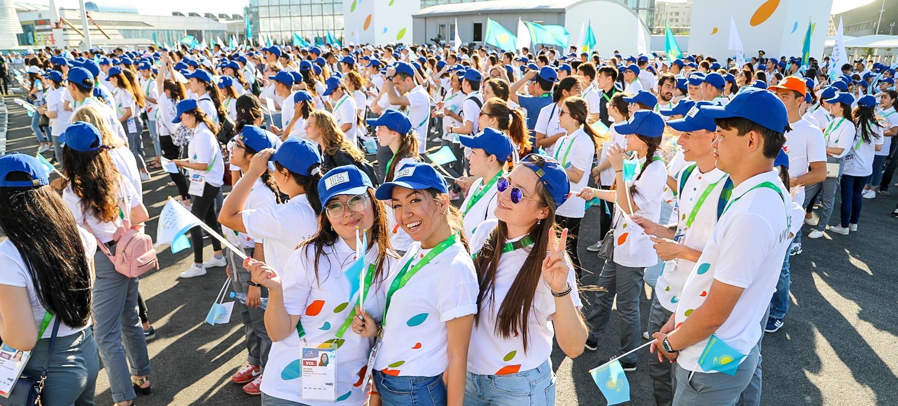 Волонтерская онлайн-платформа создана в Казахстане