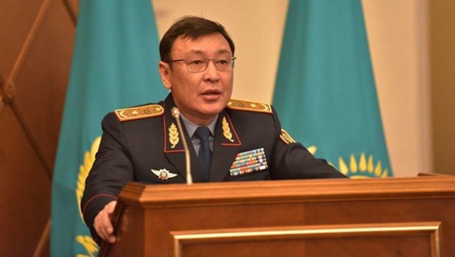 В МВД извинились за избиение и задержание журналиста в Алматы